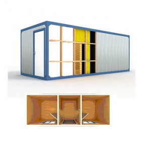 БК-8. Блок-контейнер 6х2,5