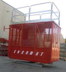 Мачтовыи грузопассажирскии    лифт - IZA 20 PAX